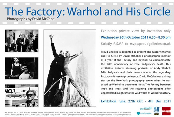 The Factory: Warhol and His Circle