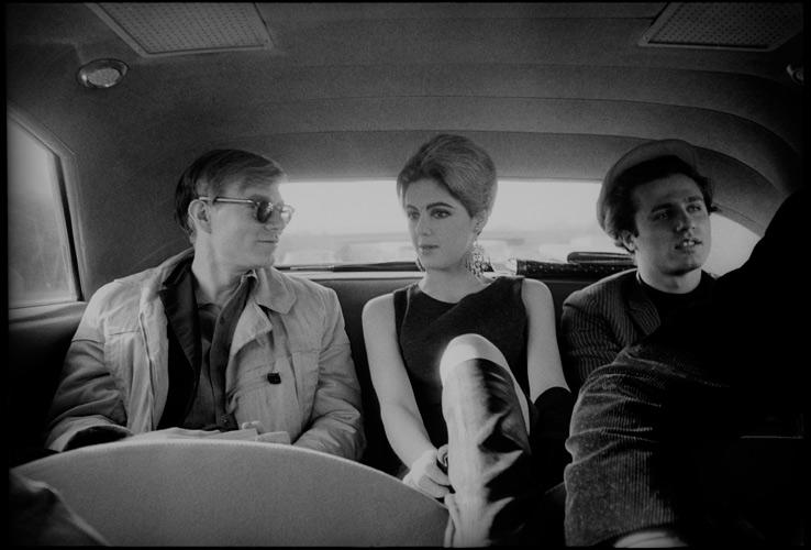 Edie Sedgwick Andy Warhol