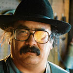Thomaso Affery, artisan blacksmith, Santa Fe, NM